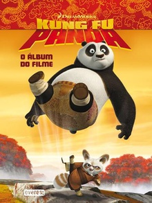 Kung fu panda: o Álbum do filme